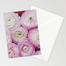 Ranunculus Still Life Stationery Cards