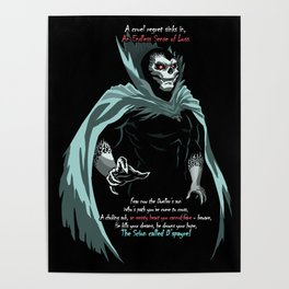 D'Spayre (7 Lords of Fear) Poster