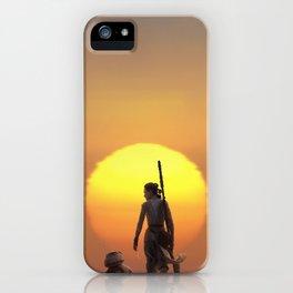 Rey of Sun iPhone Case
