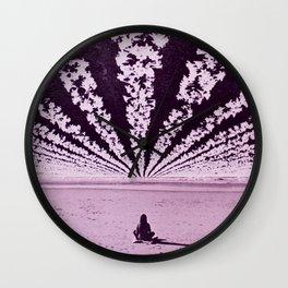 Nueva Ola Wall Clock