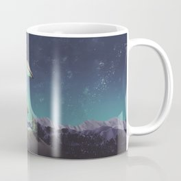 Abducted Coffee Mug