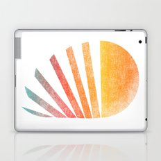Raising sun (rainbow-ed) Laptop & iPad Skin