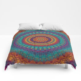 Mandala 238 Comforters