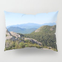 Hiking mountains Pillow Sham