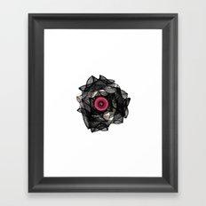 datadoodle 005 Framed Art Print