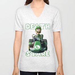 Death Stare Unisex V-Neck