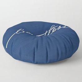 Like the Ocean Floor Pillow
