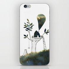 Tiny Tree House iPhone & iPod Skin