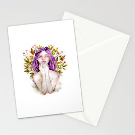Lie to Me Stationery Cards