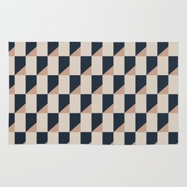 Pattern perspective Rug