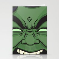 hulk Stationery Cards featuring Hulk by illustrationsbynina