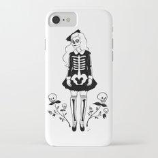 skeleton girl Slim Case iPhone 7