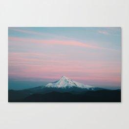 Mount Hood III Canvas Print