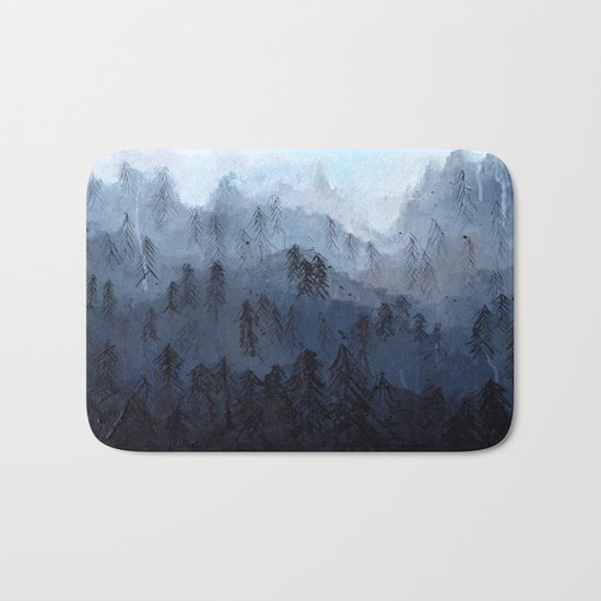 Mists No. 3 Bath Mat