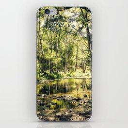 Bay Area Backwoods iPhone Skin