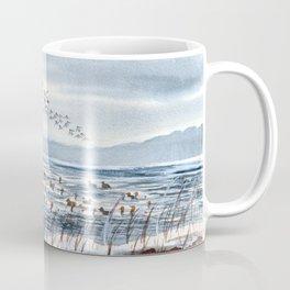 Duck Hunting For Canvasbacks Coffee Mug