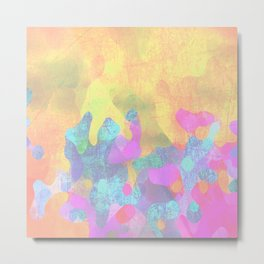 Rave Party #society6 #buyart #decor Metal Print