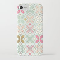 moroccan iPhone & iPod Cases featuring MOROCCAN TILE by Monika Strigel