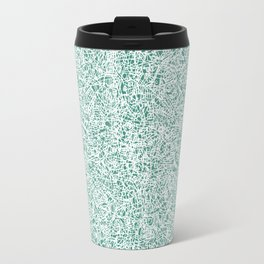 - hello fire invert - Travel Mug