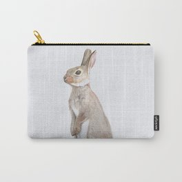 British Wildlife - Rabbit Carry-All Pouch