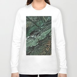 Forest Textures Long Sleeve T-shirt
