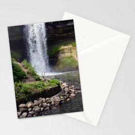 Minnehaha Falls Stationery Cards