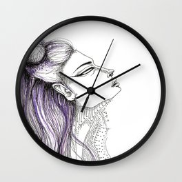 Start Over Wall Clock