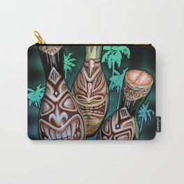 BC tiki Carry-All Pouch