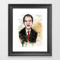 Sam Raimi Framed Art Print