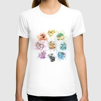 umbreon T-shirts featuring Eeveelutions by Leonie X. Li