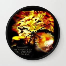 Men of Honor 01: KTJ 06-02 Wall Clock