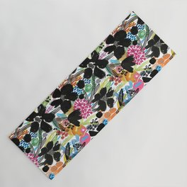 Summer Floral 20 Yoga Mat