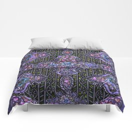 Louis Comfort Tiffany - Decorative stained glass 25. Comforters