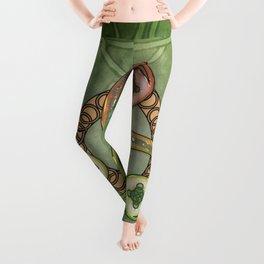 Wonderful celtic knotwork Leggings