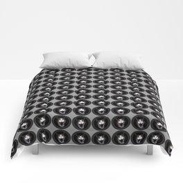 Vampire Kitty Comforters