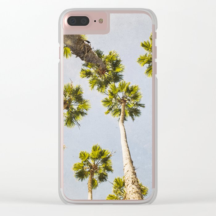 That Cali Life Clear iPhone Case