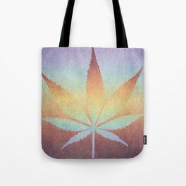 Somewhere over the rainbow, way up high Tote Bag