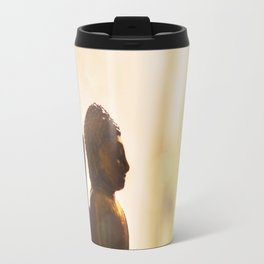 Dreaming Like Buddha Travel Mug