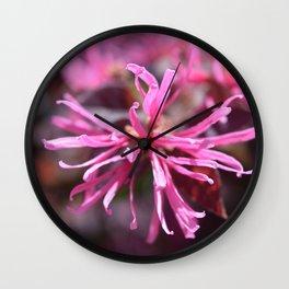 Purp Wall Clock