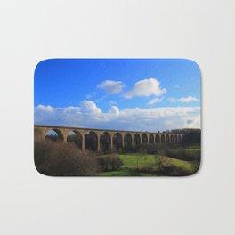 Cefn Railway Viaduct North Wales Bath Mat