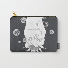 Everything Revolves Around Us II Carry-All Pouch