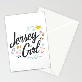 Jersey Girl Stationery Cards