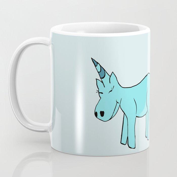 Unicorn Pooping Tacos Coffee Mug