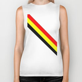 Flag of belgium 4 belgian,belge,belgique,bruxelles,Tintin,Simenon,Europe,Charleroi,Anvers,Maeterlinc Biker Tank