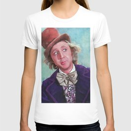 The Candy Man Can - Willy Wonka T-shirt