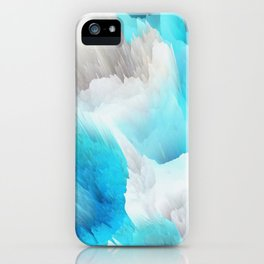 Cold World iPhone Case