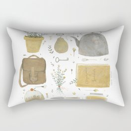 House of the True Rectangular Pillow