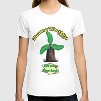 warcraft T-shirts featuring Banana Energy Co. by SmallWheel