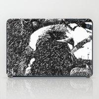 hawk iPad Cases featuring Hawk by Anand Brai