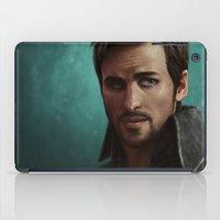 hook iPad Cases featuring Hook by Ravenno